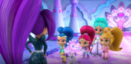 Princess Samira Shimmer and Shine Staffinated 30