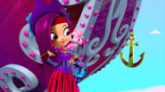 Shimmer and Shine Zora and Scallywag