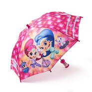 Shimmer and Shine Umbrella