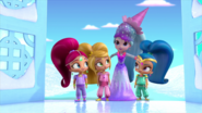 Layla Shimmer and Shine FF