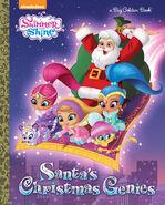 Santa's Christmas Genies