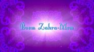 Boom Zahra-Mom