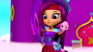 Shimmer and Shine Captain Zora and Scallywag