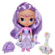 Princess Samira Doll Prototype - Shimmer and Shine