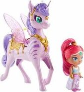 Fisher-Price Shimmer Magical Flying Zahracorn