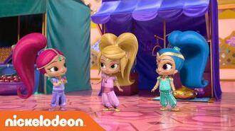 Shimmer and Shine Meet Zeta Nickelodeon