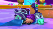 Zeta the Sorceress and Nazboo Sleepover Shimmer and Shine