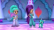 Shimmer and Shine Princess Samira and Zeta the Sorceress 2