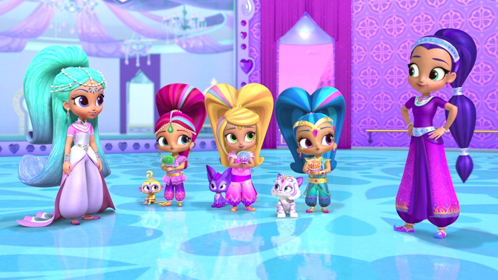 Shimmer And Shine Episodes Awesome Babes