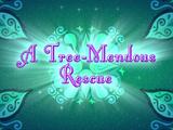 A Tree-mendous Rescue