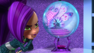 Zeta the Sorceress Crystal Ball Shimmer and Shine