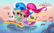 Shimmer and Shine Season 1 Promo 1