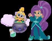 Shimmer-and-Shine-Zeta-the-sorceress-and-Tala