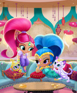 Shimmer and Shine Season 1 Promo 3