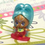 Shimmer and Shine Princess Samira Teenie Genies Toy Figure 3