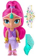 Shimmer and Shine Genie Beach Shimmer