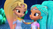 Shimmer and Shine Princess Samira and Caliana 2