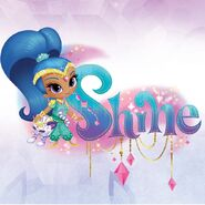 Nickelodeon Shimmer and Shine Character Shine