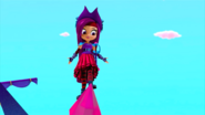 Shimmer and Shine Captain Zora
