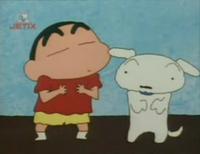 Shin-Chan Wer hat hier die Tollwut-1