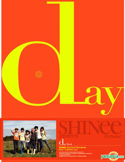 SHINee Day Photobook Cover