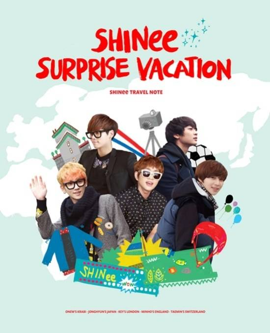 Shinee's Wonderful Day