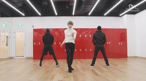 JONGHYUN 종현 '할렐루야 (Hallelujah)' Dance Practice ver