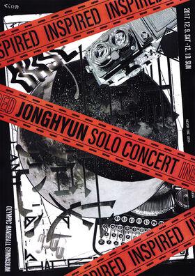 Jonghyun - INSPIRED - Poster