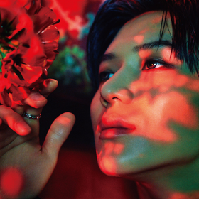 Taemin - Flame of Love - Fanclub Edition Cover