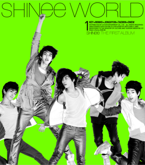 SHINee - The SHINee World
