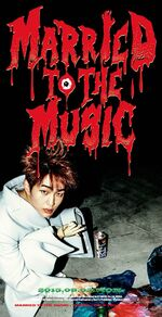 Married To The Music - Onew