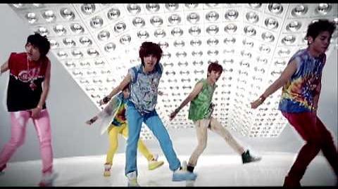 SHINee 샤이니 Juliette(줄리엣) MUSIC VIDEO
