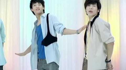 SHINee 샤이니 Love like Oxygen(산소 같은 너) MUSIC VIDEO