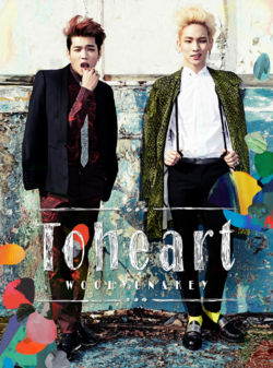 Toheart Cover