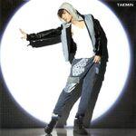 Dazzling Girl - Taemin 4