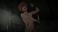 Favaro trying to cut off his tail