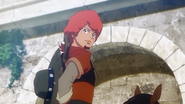 Favaro growing a beard