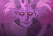 Demon Tribe Head (Elder) 1