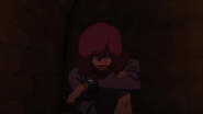 Favaro in his jail