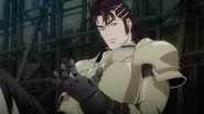 Kaisar becoming a captain and getting new arm