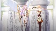 Sofiel granting Jeanne power01