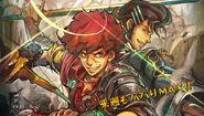 Ending card - Kaisar and Favaro