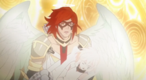 The Scarlet Angel 1