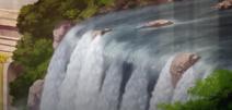 Vanaheimr waterfall01