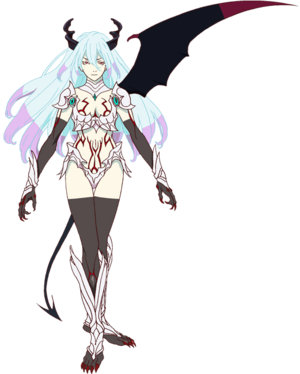 Amira Devil form