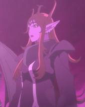 Demon Tribe Head (Female) 1