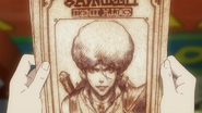 Favaro's wanted poster