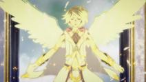 Mugaro's Divine form
