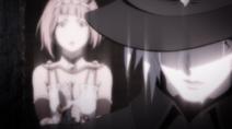 Azazel crying over El's death 2