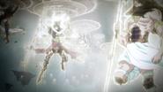 Poseidon and Shiva descending